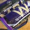 【テニス】サーブ200キロへの道②ウィンブルドンのタオル買ったった!