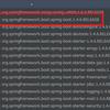 Spring Boot 1.3.x の Web アプリを 1.4.x へバージョンアップする ( その24 )( Spring Boot を 1.4.5 → 1.4.6 にバージョンアップする )