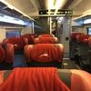 花の都フィレンツェから水の都ヴェネチアまではイタロ(鉄道)のPRIMA席でGO!