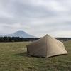 ふもとっぱらキャンプ場へ冬に行く!広大な景色・薪詰め放題が楽しい!