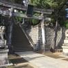 品川神社と荏原神社と龍と金運