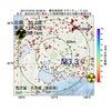 2017年10月19日 18時32分 愛知県西部でM3.3の地震