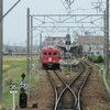 ふるいから豊田市まであっかい電車のふうけい - 2019年5月26日