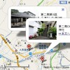 Google Maps API V3を使って舞台探訪マップを作成してみる