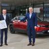MX-30がオーストリアの自動車賞「Marcus 2021」でSUV/クロスオーバー部門TOPに選出。