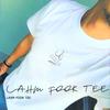 【HAMA】トレブルフックロゴをフロント中央にさり気なくデザインした「LAHM フックTシャツ」発売!