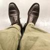 仕事と革靴
