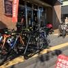 稲城のCROSS COFFEEまでサイクリング
