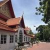 バンコク国立博物館に行ってみました