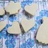 アイシングクッキー用のクッキーをつくってみよう♪