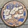 東京都府中市のマンホール・ちょっとだけ国鉄下河原線