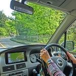 車で山道を運転するのが難しくて苦手な怖い人に贈る5つの重要なコツ