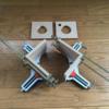 2.5インチ  フルレンジスピーカーの製作(1)