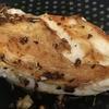 例の「30分鶏ムネ肉」と「塩マグロ」を