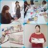 第6回 夢のコラージュ☆ユメハリコno手作りBOOK ユメノオト♪―開催レポ―