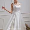 Inspirations 2020 pour les robes de mariée minimalistes