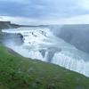 世界一周ピースボート旅行記 59日目~アイスランド(レイキャビク)~④「グトルフォスの滝」