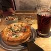 [ま]デビルクラフト神田店でサンクスギビングピザをつまみにオリジナルのクラフトビール @kun_maa