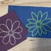 刺繍ポーチ 2