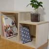 【簡単DIY】カウンターに置くミニ本棚を作ろう