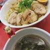 【今週のラーメン645】 中華そば 無限 (大阪・海老江) 煮干しつけそば