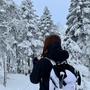 1月下旬:1ヶ月ぶりの登山で筋肉バキボキメモリアル💖 in 北横岳