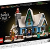 10月1日発売 LEGO 10293 サンタがやってくる VIPは9/16から購入可能