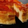 絶対に失敗しない!本格的で割れないスフレチーズケーキを作るためのコツと作り方を紹介する