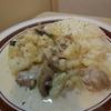 鶏のフリカッセの作り方。