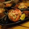 たまごがいっぱい香箱蟹を食べに武蔵小山「てりや」に