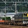 第1273列車 「 トワ釜PFが牽引するロンチキ、糸崎工臨を狙う 」