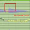 (Digital Performer)DP9でのピッチ修正のやり方。