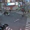 真夜中にYouTubeで歌舞伎町のライブ配信をずっと見てる