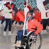 冬季パラリンピック、平昌で開幕 日本からは38選手
