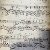 音の絵と幻想ソナタ 練習記録