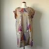 mパターン研究所 フロントバックドレスを作りました