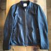 圧倒的コスパと飽きないシンプルさ。UNITED TOKYO「ラムレザーライダースジャケット」