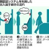 日本人出入国、顔認証に…自動化ゲートで15秒