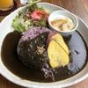 カレーを食べて、元気いっぱい! PAOさんの黒米・黒カレーのご紹介です。