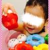☆ お風呂遊び つなげてプカプカジャージャーどうぶつ 《1歳7ヶ月》