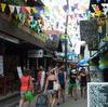 タイ国内旅行の予定。今週末から、ガンガン行きます。