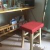 新しい椅子を買いました。