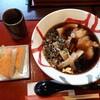 北陸新幹線が見える唯一のサービスエリア、有磯海SAのレストランつるぎで富山グルメを楽しむ