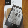 Sony Reader のセットアップ