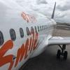 ムンバイ-バンコク タイ航空子会社タイスマイル搭乗記 WE336