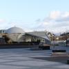 小松市には屋上を散策できる公共施設がある