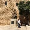 「大山神父様と行く聖地イスラエル巡礼」第四日目