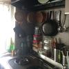 我が家のキッチンはもしかして男前系?