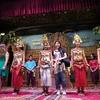 【カンボジア女子一人旅】カンボジアの伝統衣装体験 d(・∀・○)