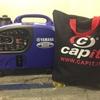 CapitタイヤウォーマーとヤマハEF900iS購入
